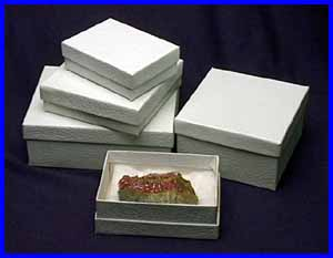 Mineral Boxes with Lid