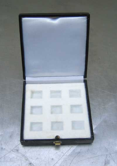 9 Insert Gemstone Display Box