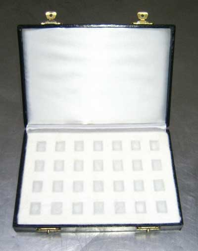 28 Insert Genstone Display Box