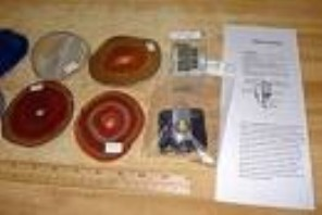 Agate Clock Kits